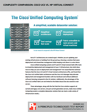 Cisco UCS - Converged Infrastructure | Converged Infrastructure